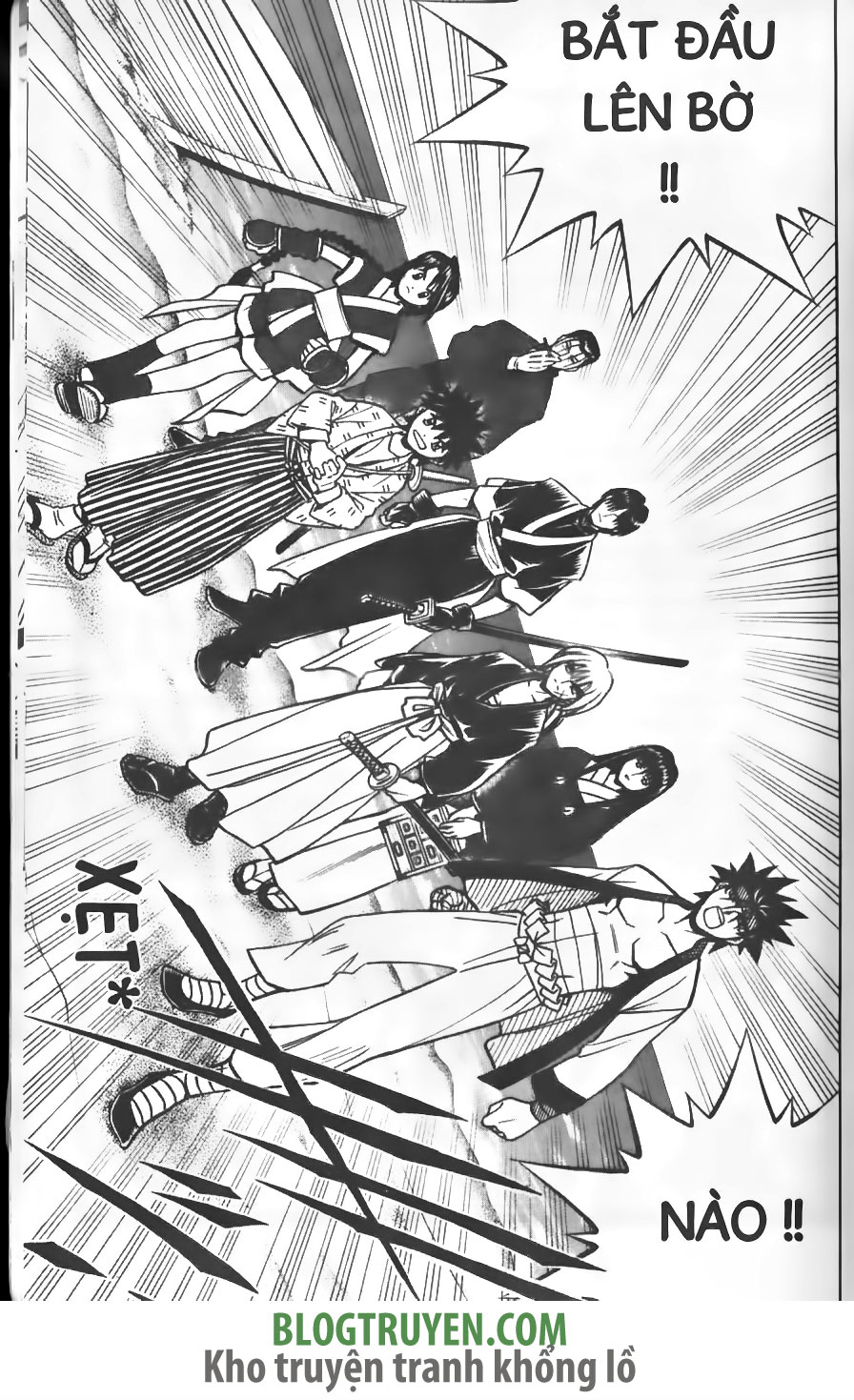 Rurouni Kenshin chap 236 trang 19