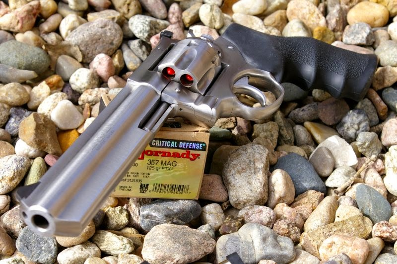 Size Matters & Newton's Third Law of Physics Applies to Firearms