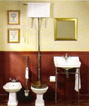 La historia del wc temas de actualidad for Inodoros antiguos