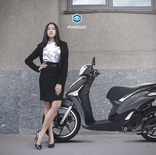 Piaggio Liberty S ABS Review Gambar HArga