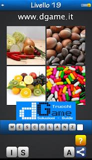 PACCHETTO 6 Soluzioni Trova la Parola - Foto Quiz con Immagini e Parole livello 19