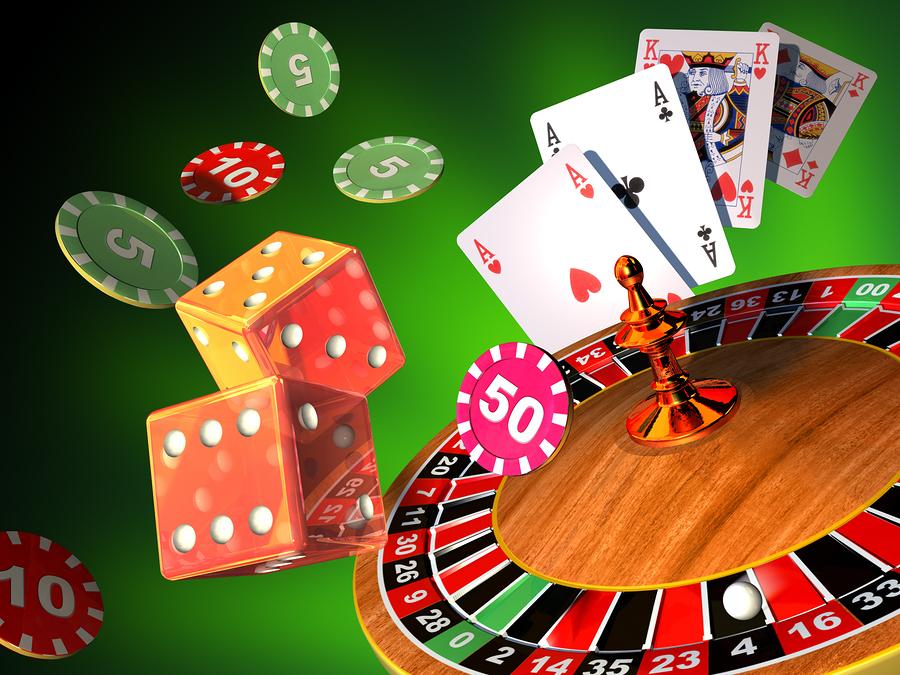 Kasinoer med Ekte Penger - spilleautomater på nettet