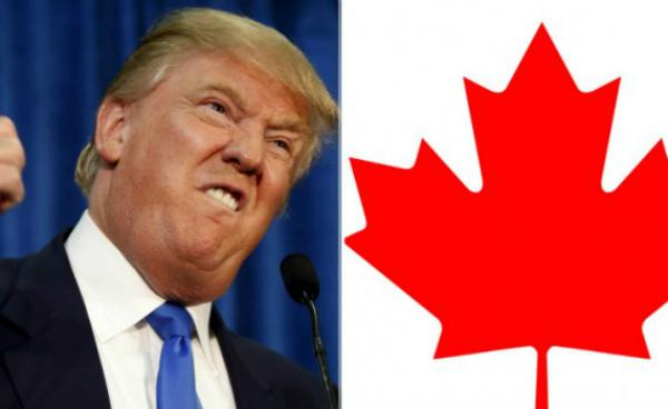 توقف الموقع الإلكتروني لوزارة الهجرة الكندية بعد فوز ترامب!