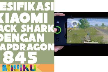 Xiaomi Black Shark Spek dengan Snapdragon 845