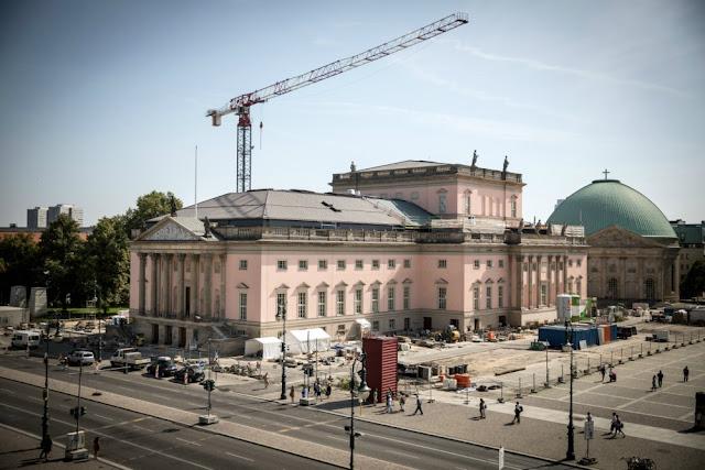 Novidades em Berlim em 2017: reabertura da Staastoper Unter den Linden