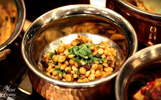 Aloo Chaat Hyatt Buffet City of Dreams Manila
