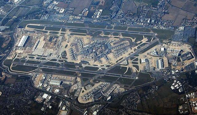 Aeroporto Heathrow - Londres