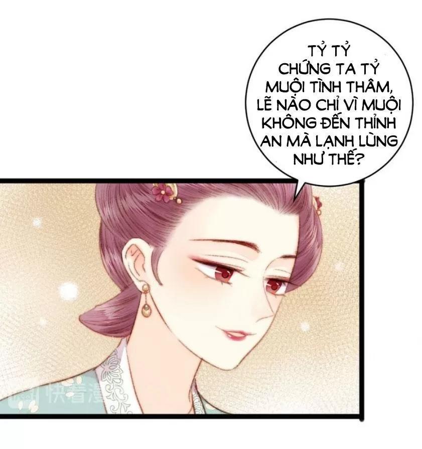Nàng Phi Cửu Khanh - Thần Y Kiều Nữ chap 51 - Trang 37