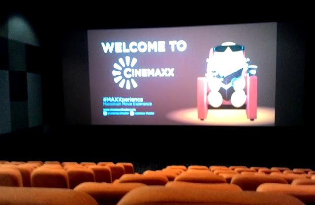 Bioskop Cinemaxx Dikabarkan Segera Beroperasi di Pati