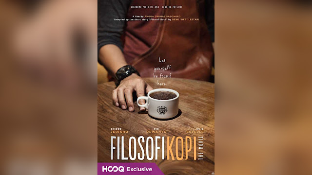 Poster Film Filosofi Kopi