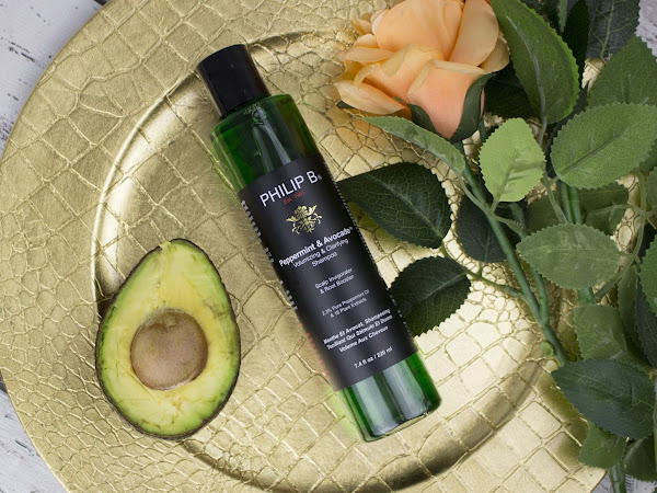 Philip B // Peppermint & Avocado Volumizing & Clarifying Shampoo