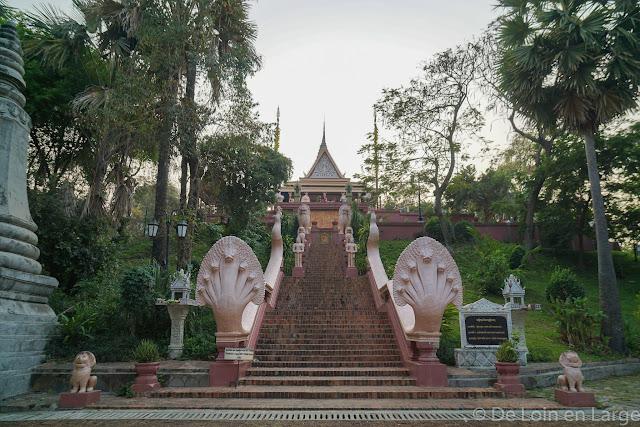 Vat Phnom - Phnom Penh - Cambodge