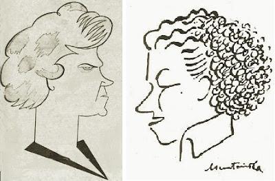 Caricaturas de Glòria Velat Badia