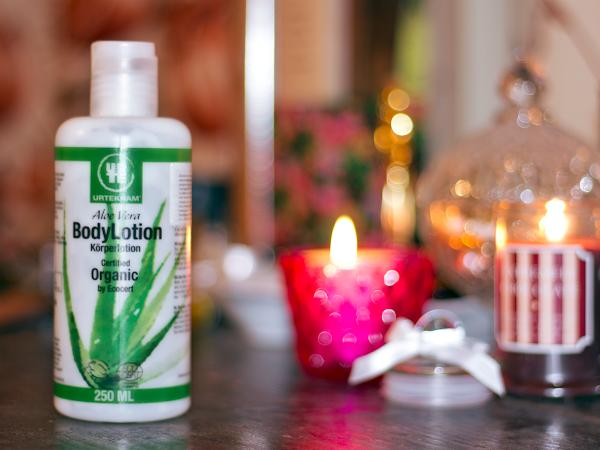 REVIEW: URTEKRAM Лосион за тяло с Aloe vera
