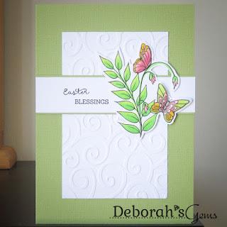 Easter Blessings sq - photo by Deborah Frings - Deborah's Gems