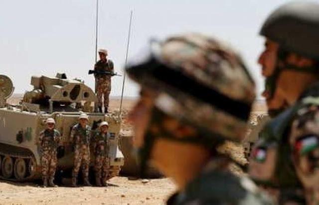 مسؤول عسكري أردني يكشف عن عدد الدواعش بحوض اليرموك في سوريا
