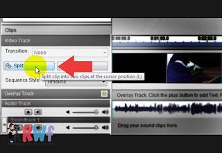 Tutorial VIdeopad memotong video