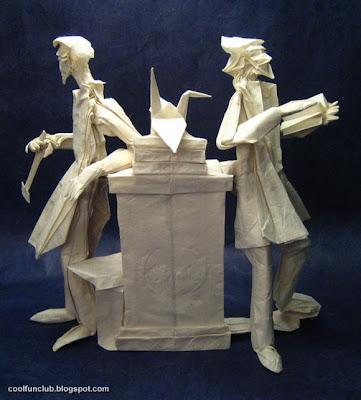 Papiroflexia u origami
