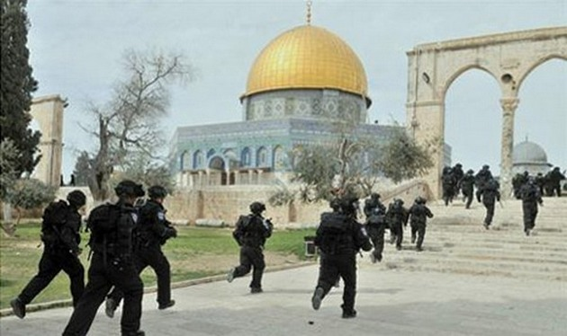 Israel Terus Berencana Isolasi Masjid Al-Aqsha
