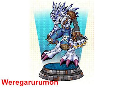 Weregarurumon