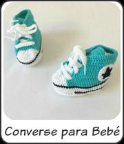 Converse para bebé
