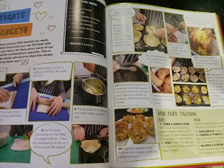 inside the cook book