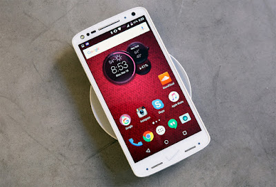 Motorolla Droid Turbo 2 get upgrade security and WiFi Calling highlight