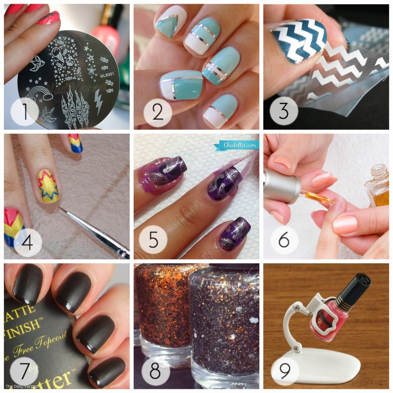 Super helpful gift guide for nail artists