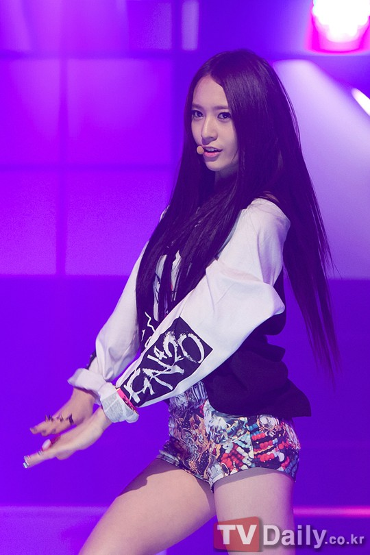 [PICTURE] Krystal Electric Shock Comeback Photo M ... F(x) Electric Shock Krystal