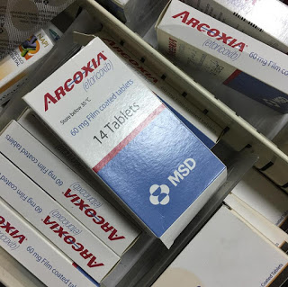 دواعى إستخدام عقار أركوكسيا Arcoxia