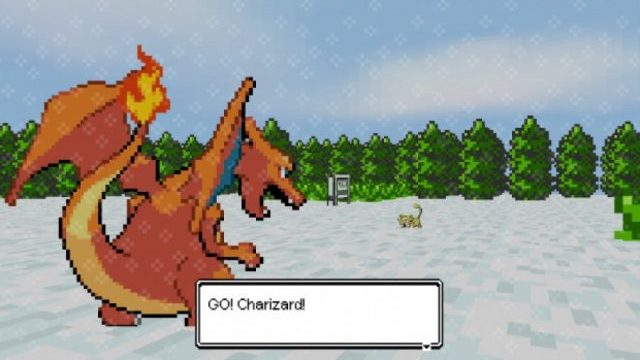 Download Game Pokemon 3D PC Gampelay