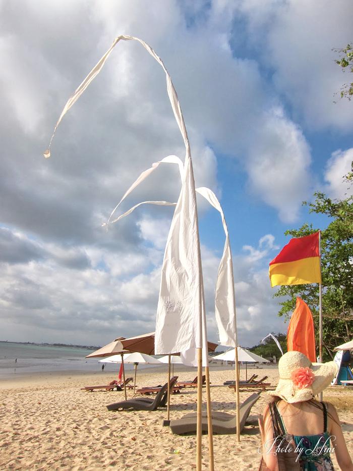 【峇里島自由行】Bali 慶生之旅D4 (上) Kayumanis SPA + 金巴蘭海灘日光浴。身心靈洗滌之旅