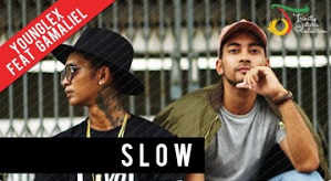 Lirik Lagu Young Lex ft Gamaliel - Slow