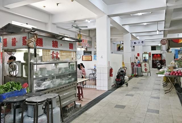 苗栗卓蘭素食懶人包~卓蘭鎮公有零售市場素食
