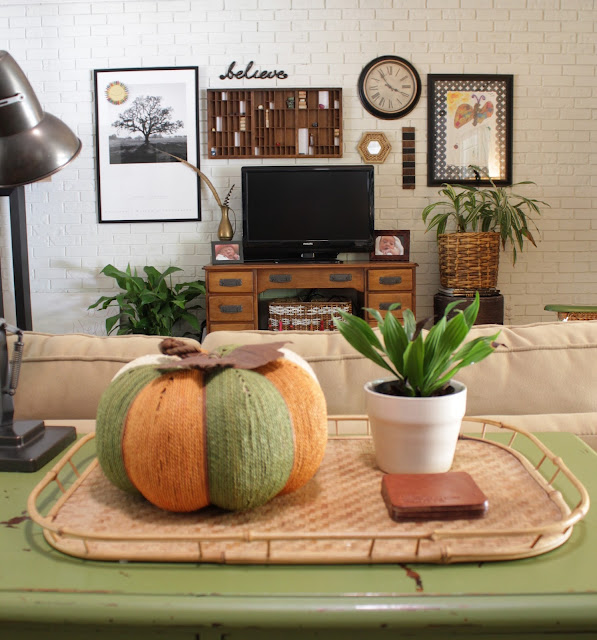 subtle fall decor ideas