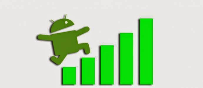 3 Tips Jitu Menambah Kekuatan Sinyal Android