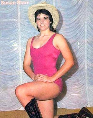 Susan Starr - Female Wrestling