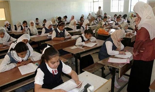 5 ايام لبدء امتحانات السادس الابتدائي والمراحل المتوسطة والاعدادية الغير المنتهية