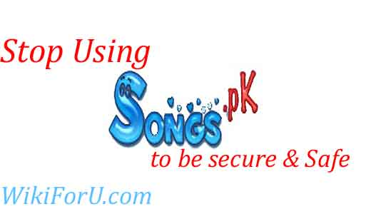 Stop Using Songs pk to Secure Your Computer From Vulnerable
