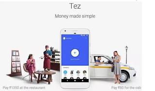 google tez app qr code