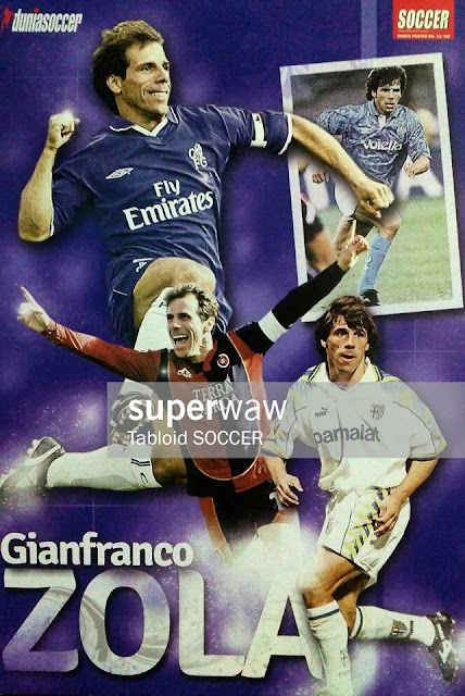 Poster Gianfranco Zola