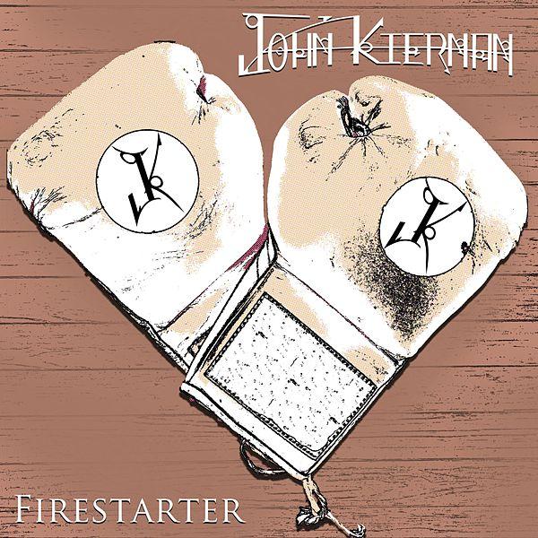 "John Kiernan stream new EP ""Firestarter"""
