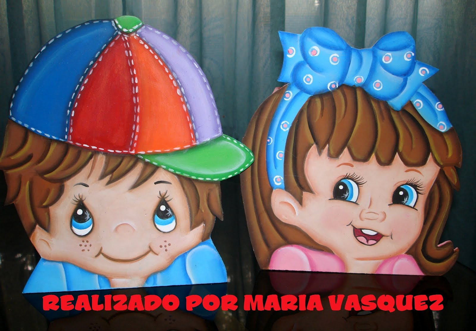 Rostros De Niños Animados: La Kasita De Miguemar: COTILLONES PARA ESCOLARES