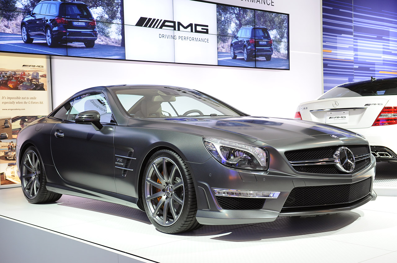 2013 mercedes benz sl65 amg packages an earth moving 738. Black Bedroom Furniture Sets. Home Design Ideas