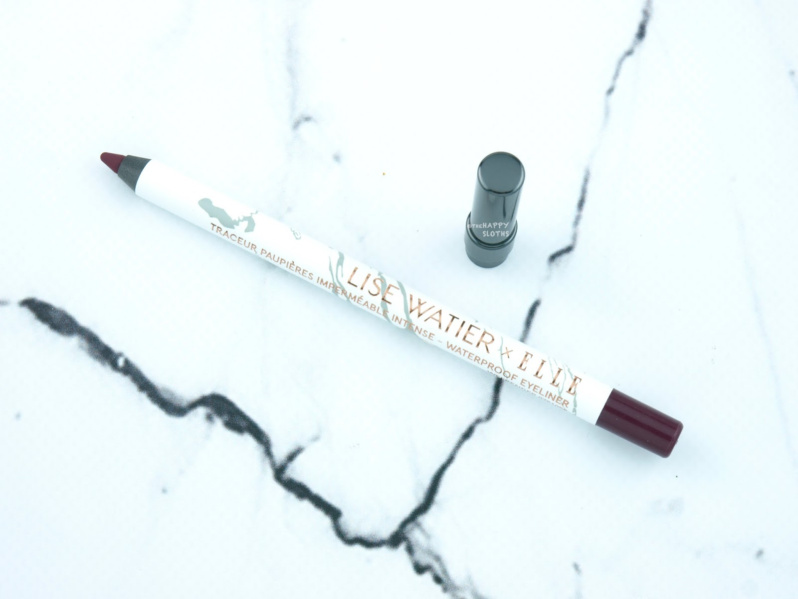 Lise Watier x ELLE Weekender Intense Waterproof Eyeliner: Review and Swatches