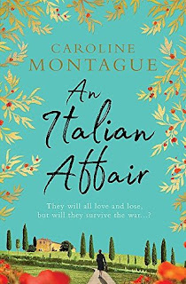 An Italian Affair by Caroline Montague cover