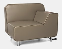 Powered Lounge Chair