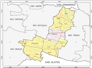 Kecamatan Mojosongo