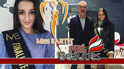 Miss Earth Belgium 2018
