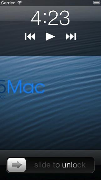 iPhone 5 下 iOS 6 更高螢幕解析度 (640 x 1136) 的 App 程式截圖! - 大腳點滴